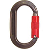 ISC Oval Karabiner Alloy Screwgate or Trilock