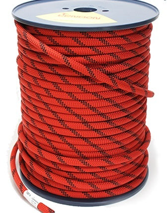 Tendon 11mm Static Climbing Rope - Red