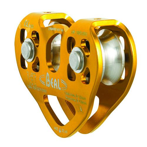 Beal - Transf'air Twin B- Tandem Pulley