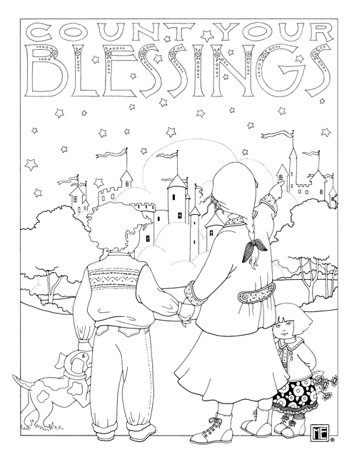 Mary Engelbreit   Coloring Pages   Christmas coloring books, Coloring pages,  Coloring books   647x500