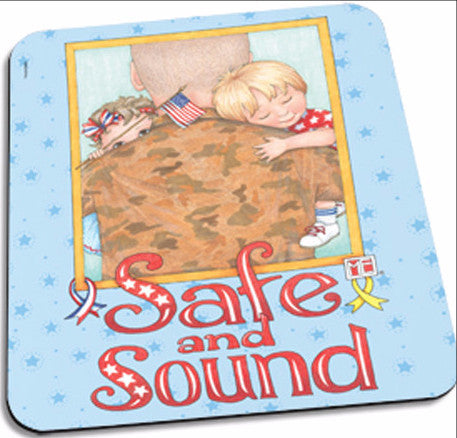 Safe and Sound Mousepad