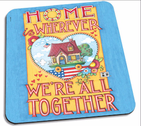 Home Wherever Mousepad