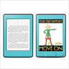 Phone or Tablet Case/Skin: Move On