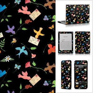 Phone or Tablet Case/Skin: Birds