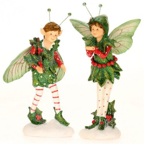 Merry Little Elves, Small