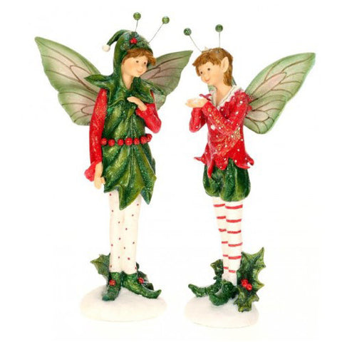 Merry Little Elves, Large