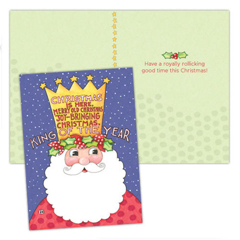 King of the Year Bundled Cards