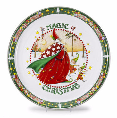 Christmas Magic Large Tray
