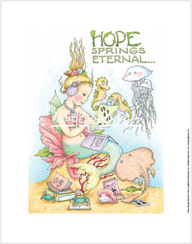 Hope Springs Eternal Fine Print