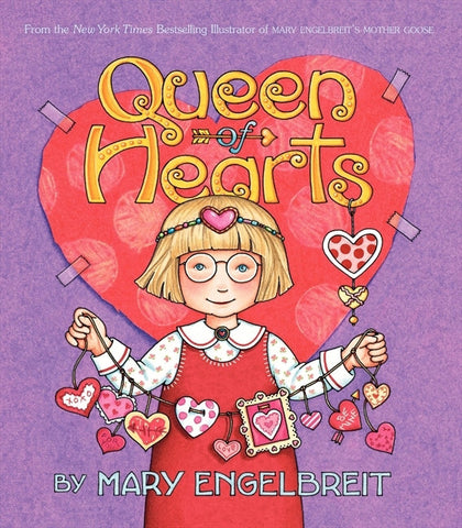 Queen of Hearts Paperback Book