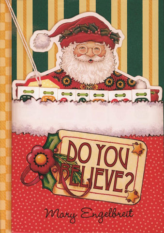 Do You Believe? Christmas Book