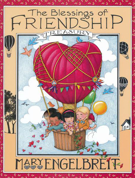 The Blessings of Friendship Treasury Book