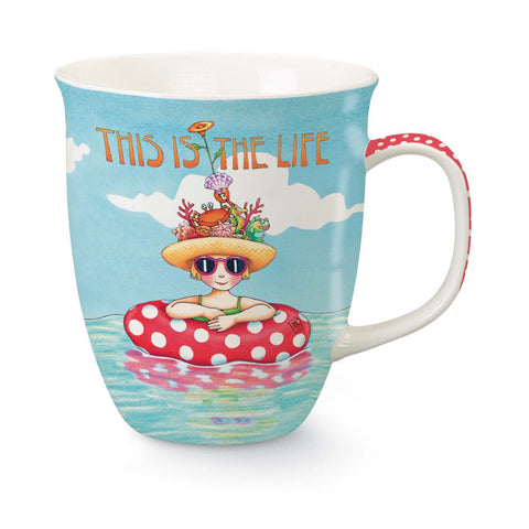 This is The Life Harbor Mug
