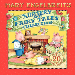 Nursery and Fairy Tales Collection Book