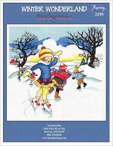 Winter Wonderland Counted Cross Stitch Kit