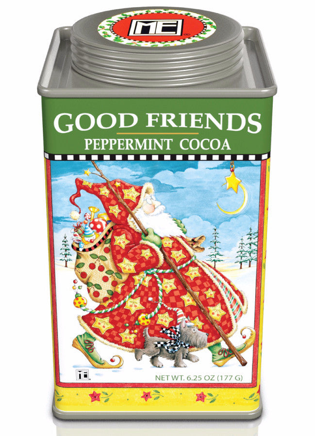 Good Friends Peppermint Cocoa