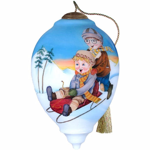 Winter Friends Ornament
