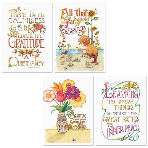 Inspiration Greeting Card Bundle, 8 assorted