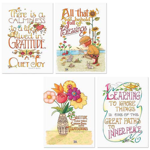 Inspiration Card Bundle - 8 assorted