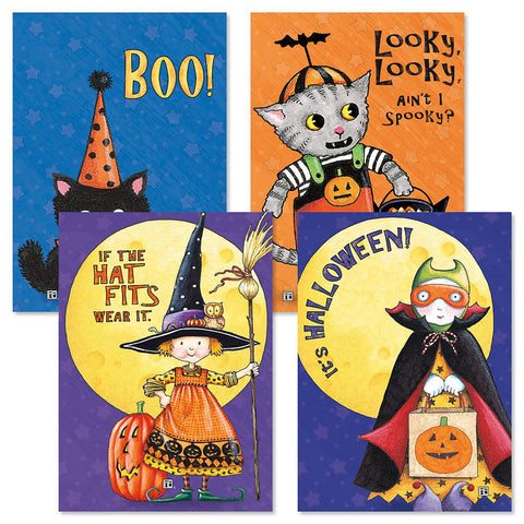 Halloween Bundle Set/8 assorted-2