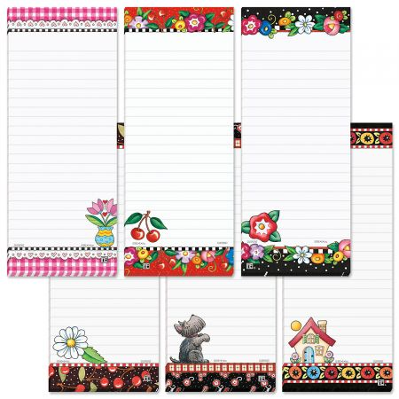ME Icons 12 List Pad Set