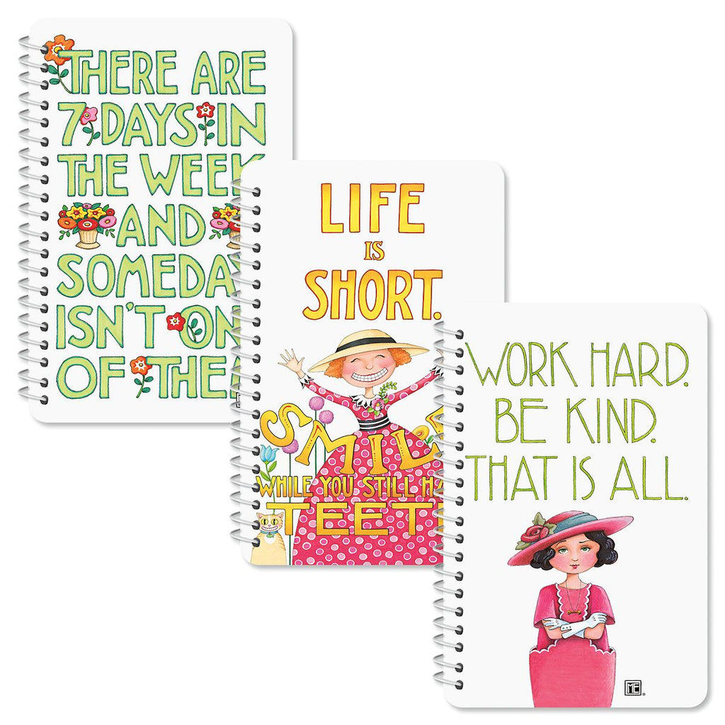 Mottos Mini Notebook Set