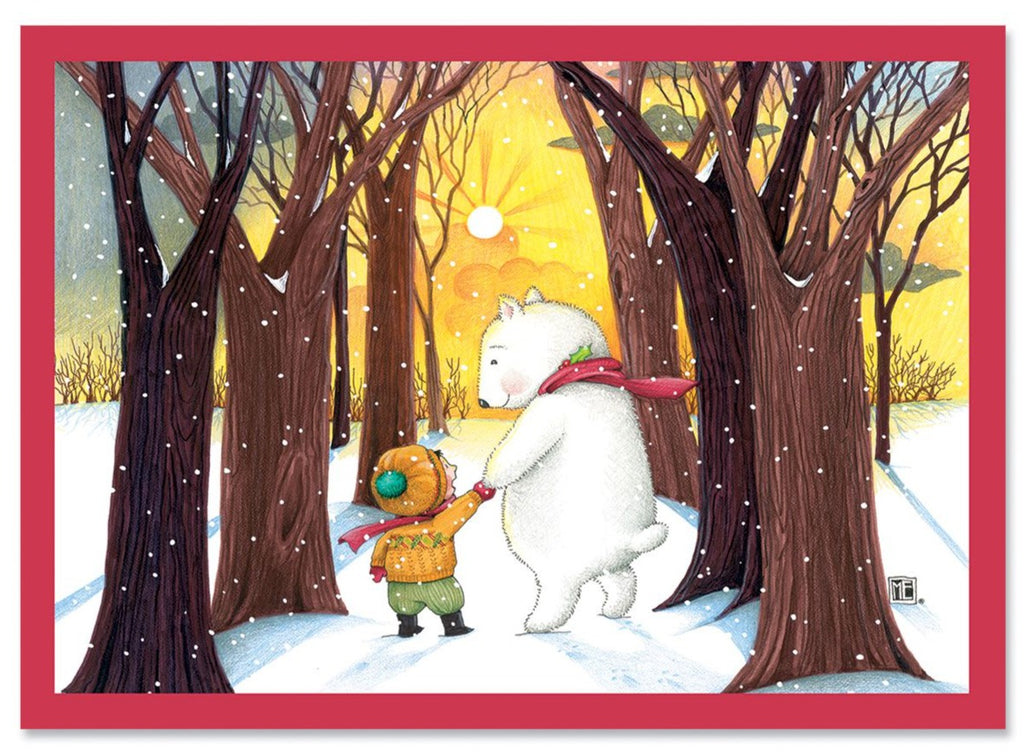 Hand in Hand Christmas Card Bundle