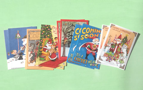 Merry Christmas Boxed Cards