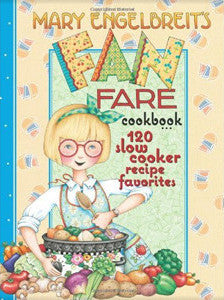 Fan Fare-120 Slow Cooker Favorites Cookbook