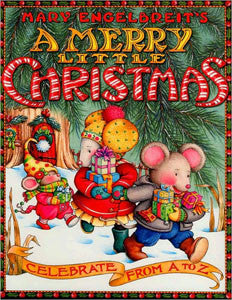 A Merry Little Christmas Paperback Book