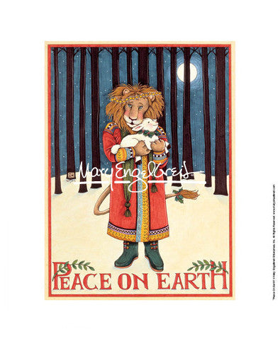 Peace on Earth Fine Print