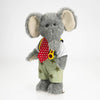 Alfred the Elephant Plush Figure