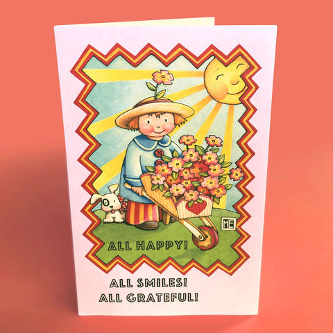 Thank you cards mary engelbreit thank you all greeting card m4hsunfo