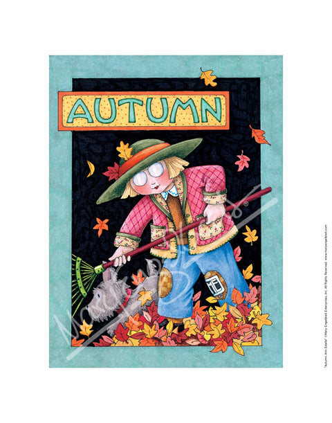 Autumn Ann Estelle Fine Art Print