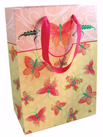 Butterflies Gift Bag