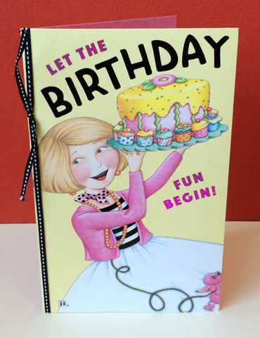 Birthday Fun Birthday Card