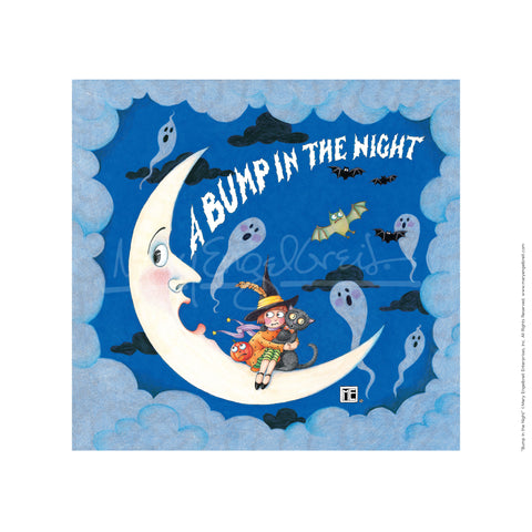 Bump In the Night Fine Print