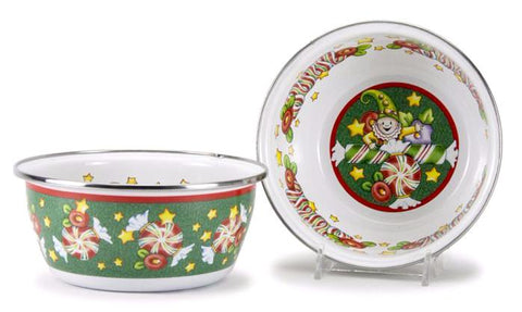 Christmas Magic Salad Bowl