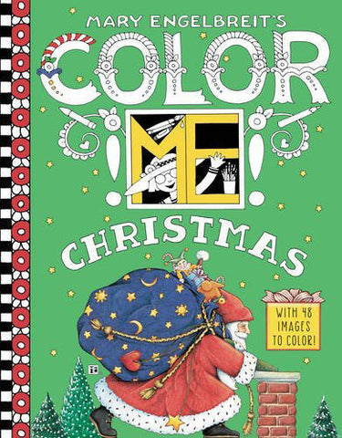 Color ME Christmas Coloring Book