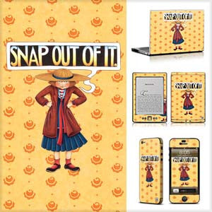 Phone or Tablet Case/Skin: Snap Out Of It