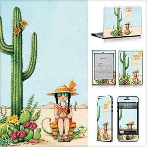 Cactus Device Skin/Hard Case