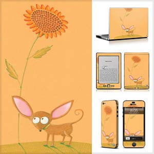 Phone or Tablet Case/Skin: Chihuahua