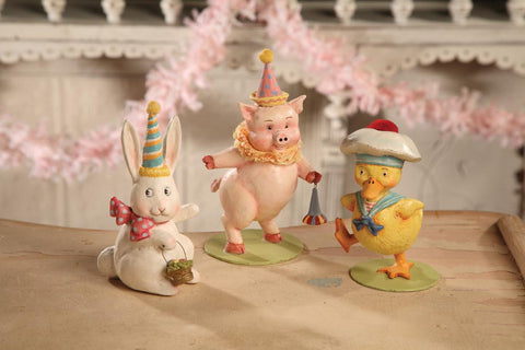 Easter Party Set of 3