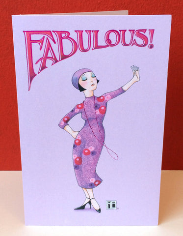 Fabulous! Birthday Card