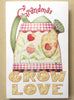 Grandmas Grow Love - Mother's Day Card