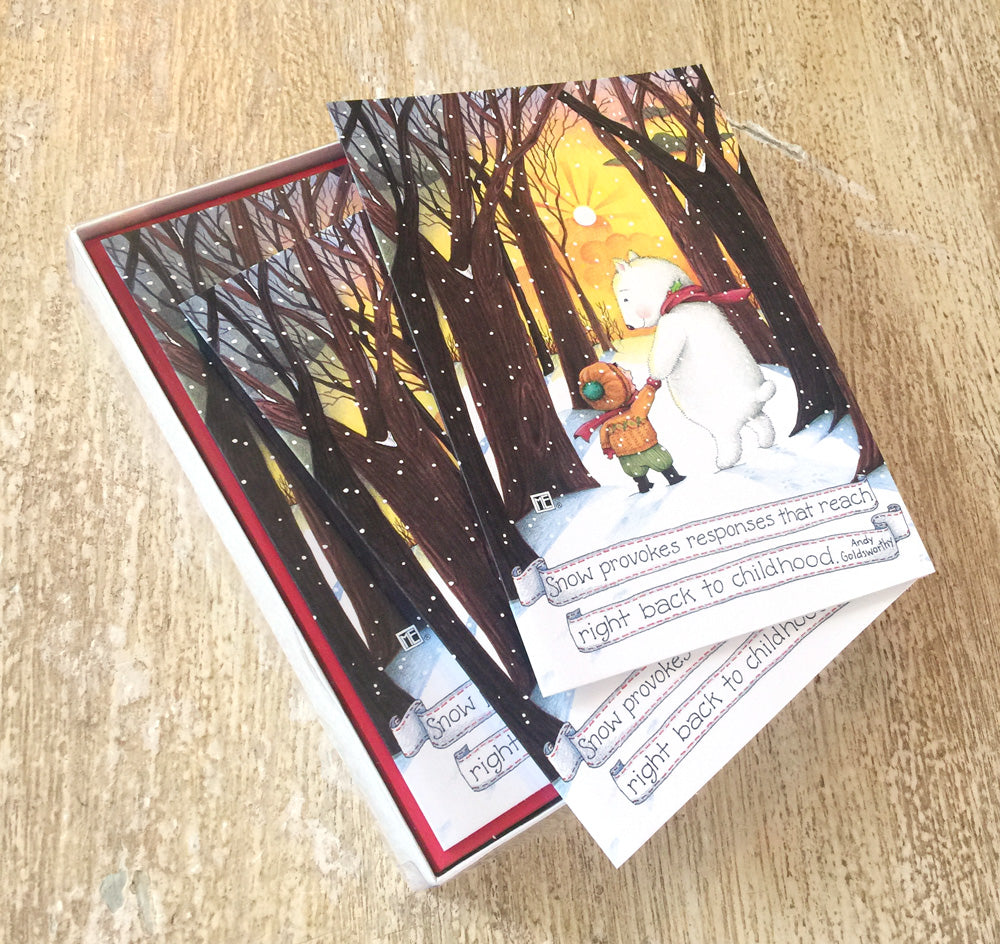 Hand in Hand Boxed Greeting Cards – Mary Engelbreit