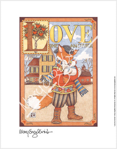Love One Another Limited Edition Print