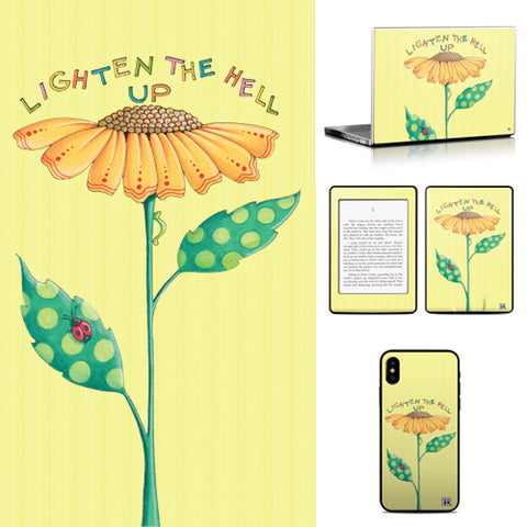 Phone or Tablet Case/Skin: Lighten Up