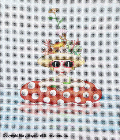 Needlepoint Canvas: This is the Life
