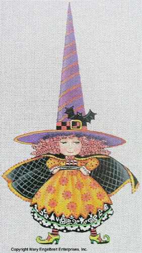 Needlepoint Canvas: Fitting Hat